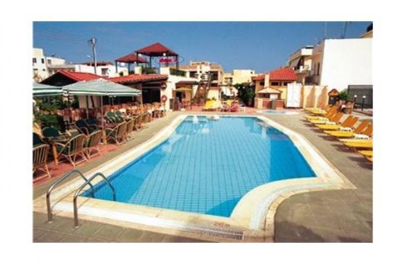 Appartementen Rytion - Chersonissos - Heraklion Kreta